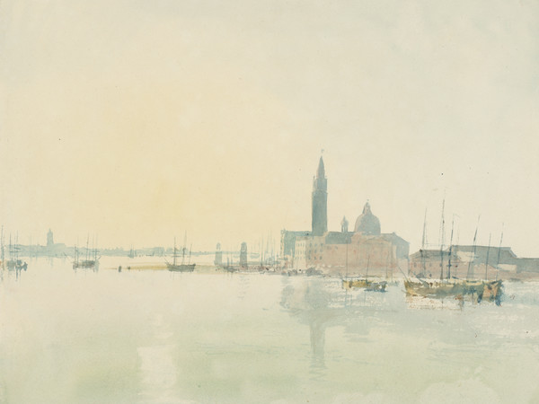 TURNER VENEZIA BRAMANTE ROMA77513-J_M_W_Turner_Venice-San-Giorgio-Maggiore-Early-Morning-1819