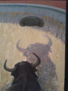 pittore del Toro 20180630_183849