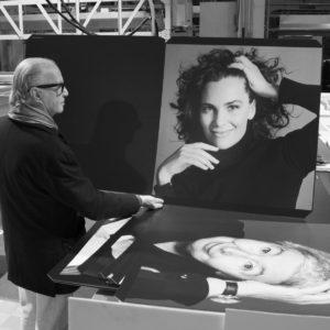 Bob Krieger e Roberta Armani