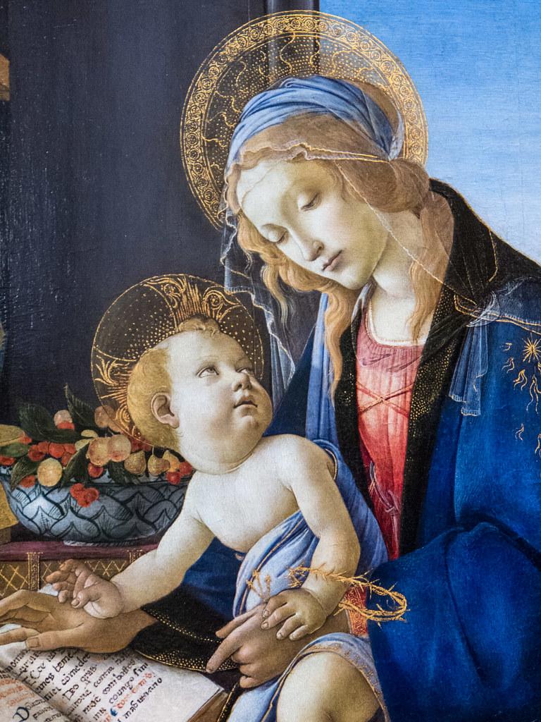 Madonna Litta Botticelli Poldi Pezzoli46446916724_e2ebc8e5f6_b